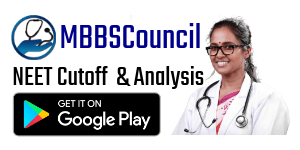 MBBSCouncil - NEET Cut off