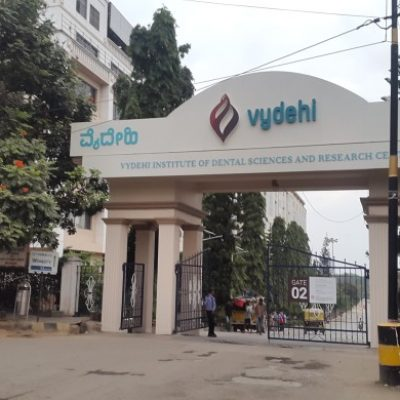 Vydehi Institute of Medical Sciences Bangalore