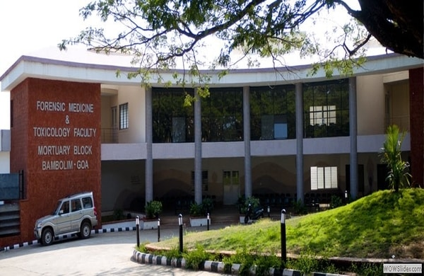 Goa Medical College Neet Cutoff Rank Fees Admission